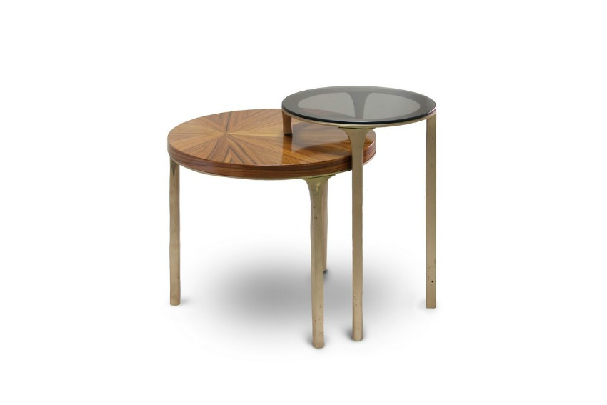 141 Furniture Design Pieces For A Luxurious Hotel Project I hotel design 141 Furniture Design Pieces For A Luxurious Hotel Design Project I LURAY side table