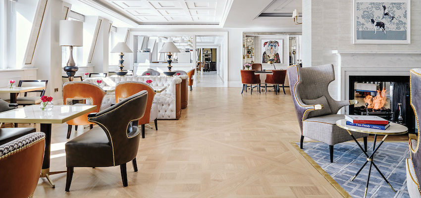 The Best Hotel Interior Design Projects with BRABBU Pieces