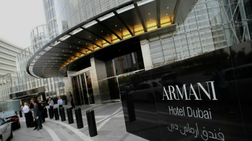 Discover The Armani Hotel Interior Design In Dubai