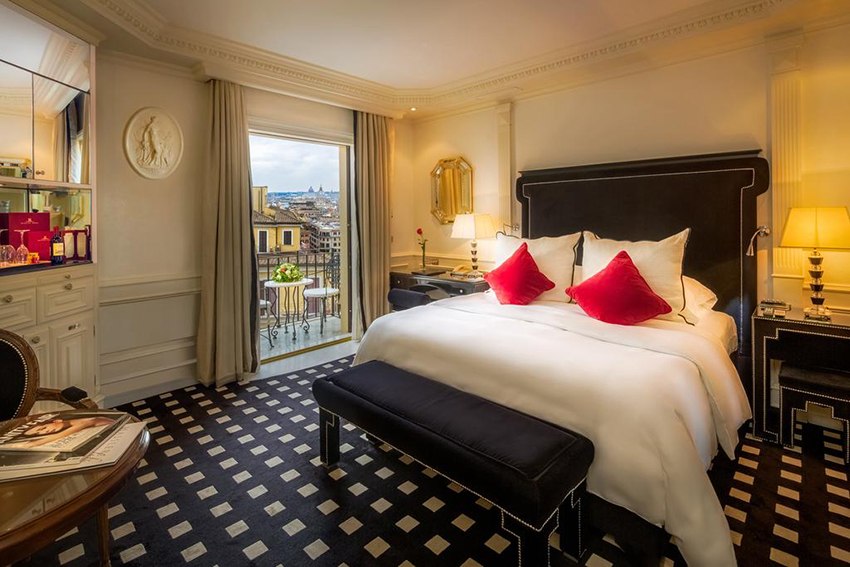 The Best Business Hotels to Stay in Rome