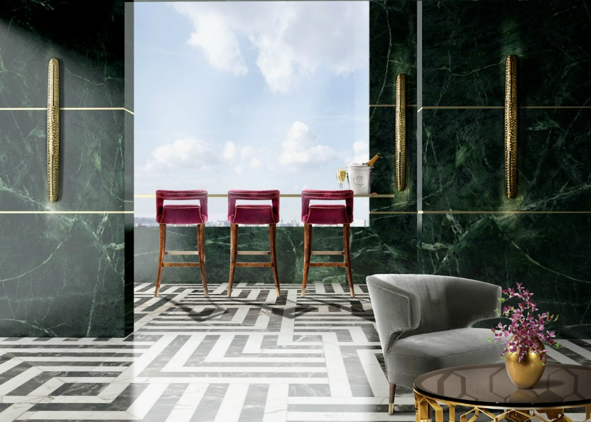 141 Furniture Design Pieces For A Luxurious Hotel Design Project II
