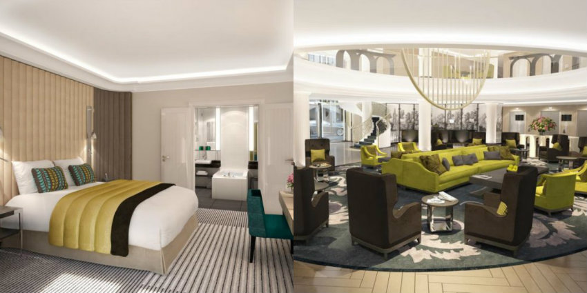 Welcoming new Hotel designs: Top hotel Opening Award 2016