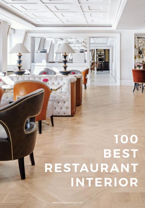 Best restaurant interior hotel designs