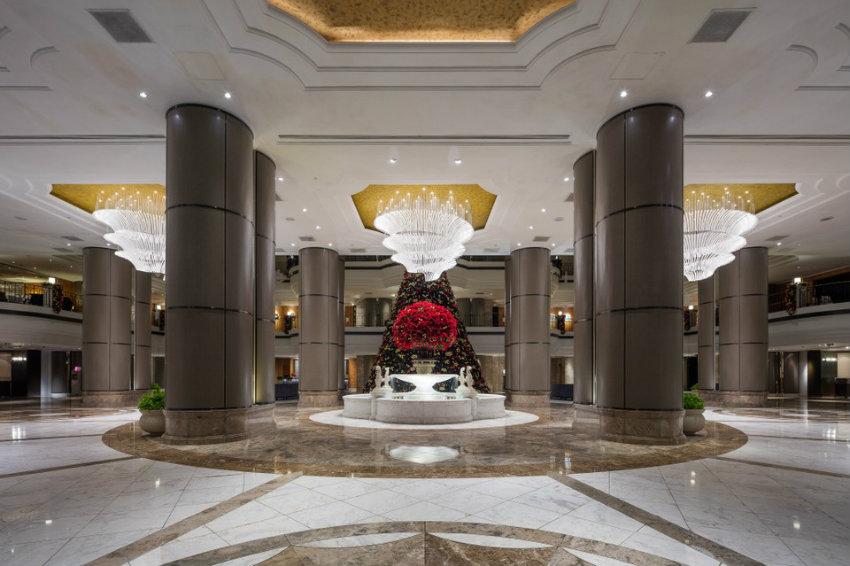 Lasvit Hotel Ideas- Grand Hyatt Hotel