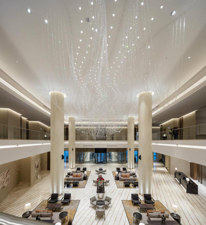 Lasvit Hotel Ideas- Hyatt Regency Petrovsky Park Hotel