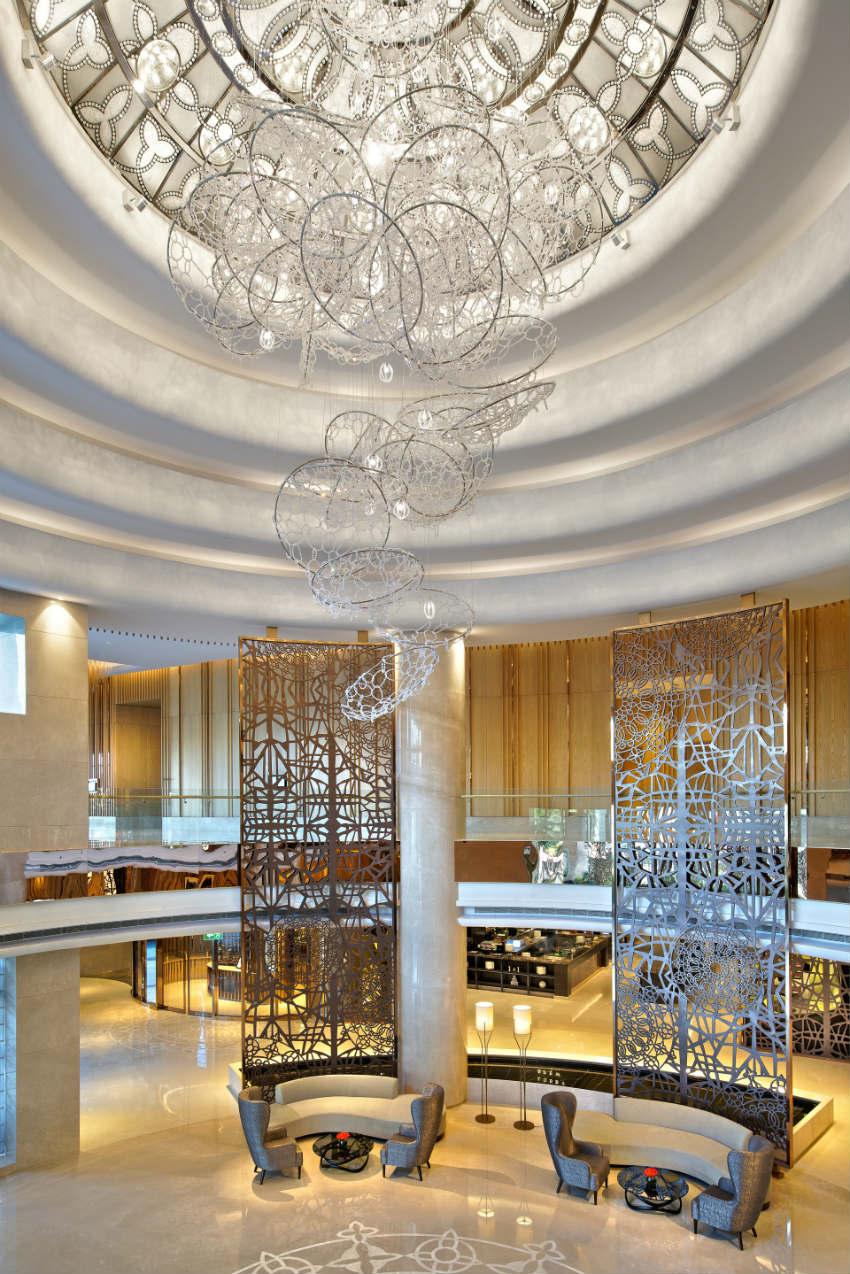Lasvit Hotel Ideas- Conrad Hotel- Bangalore, India