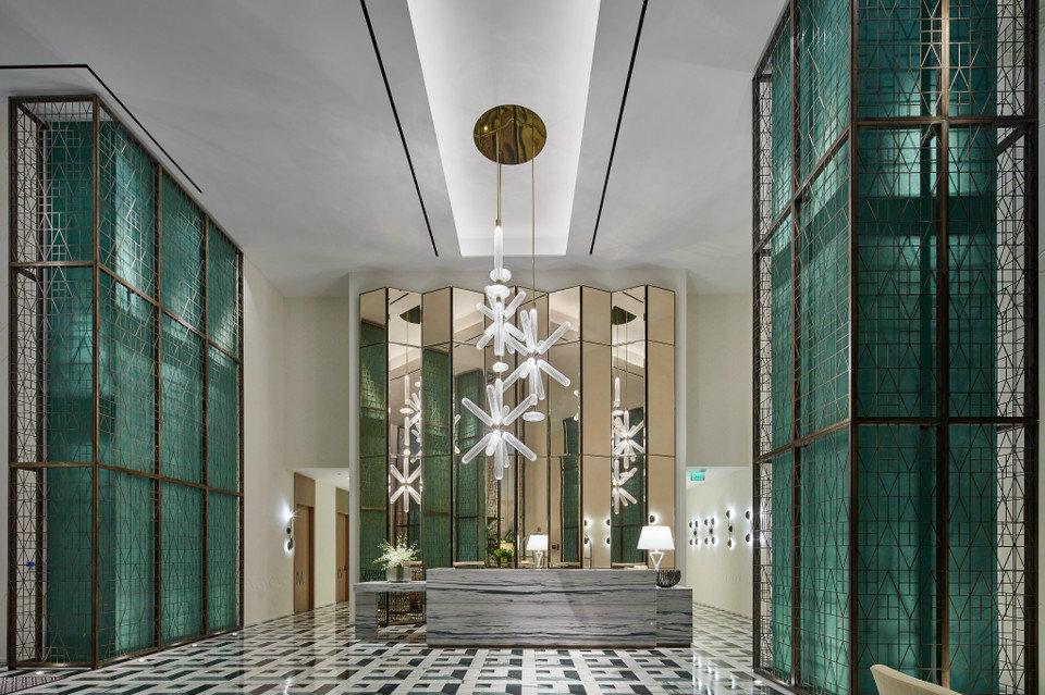 Lasvit Hotel Ideas- SLS Lux Brickell Hotel Miami