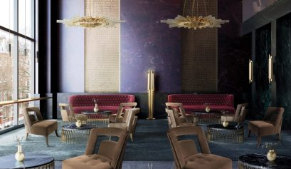 Hotel Interiors: Inspirational Designs and Ideas for Your Projects