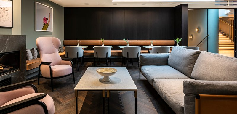 Conran and Partners - The Maximilian Hotel in Prague, Czech Republic