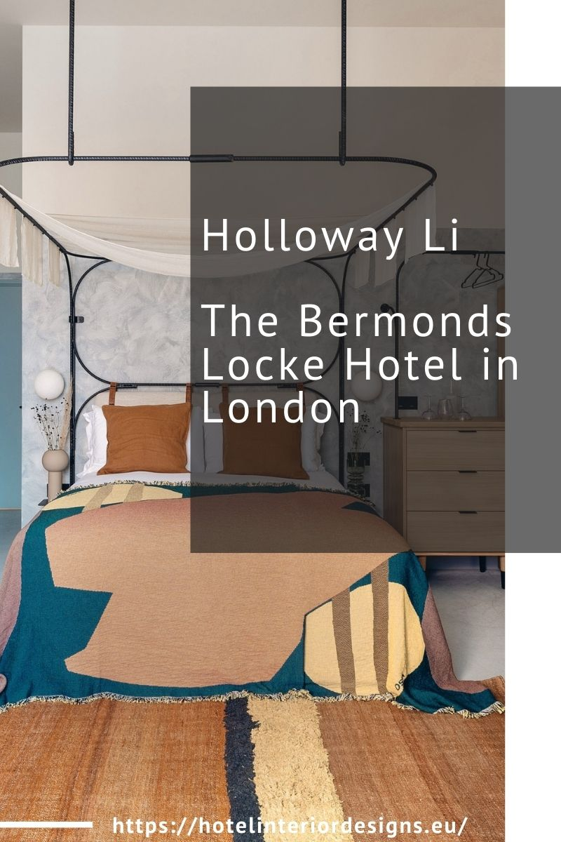 Holloway Li - The Bermonds Locke Hotel in London