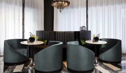 Simeone Dreary Design Group, St. Jane Hotel Project in Chicago