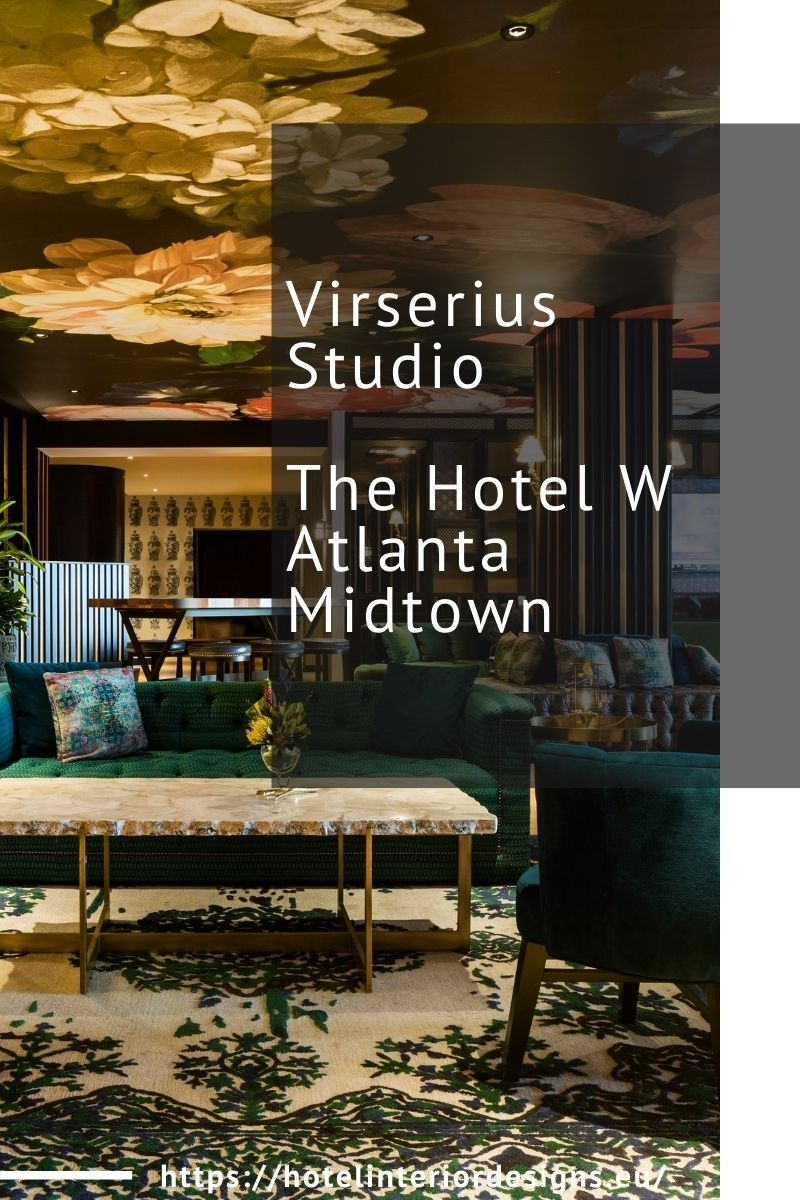 Virserius Studio - The Hotel W Atlanta Midtown
