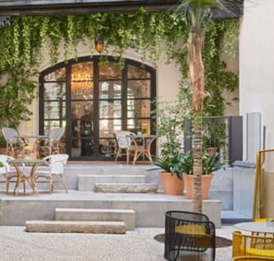 Can Bordoy Hotel Project in Palma de Mallorca by OHLAB