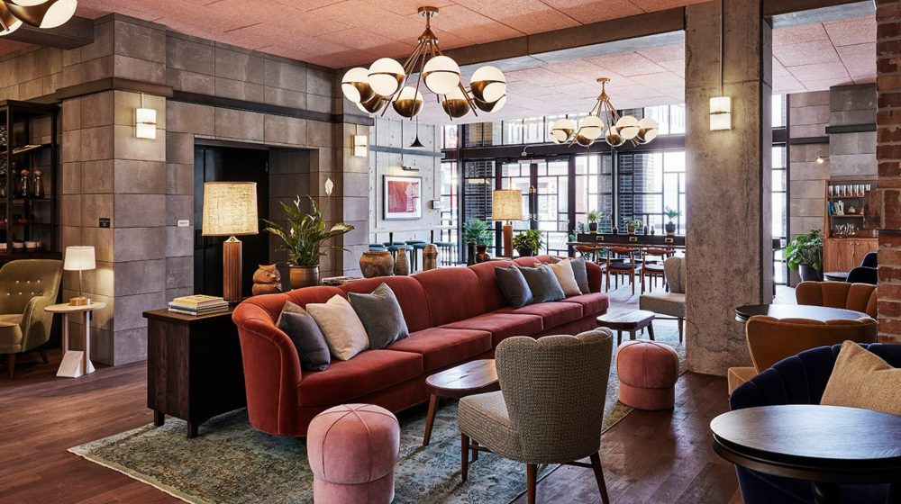 Fettle and The Hoxton Portland Hotel Project