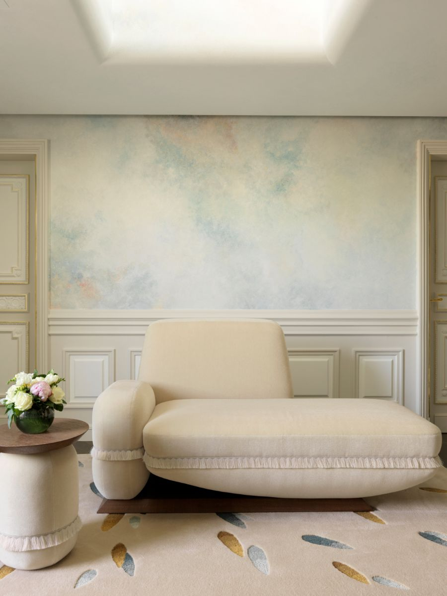 Belle Etoile Suite at Hotel Le Maurice, Dream Design by Lally & Berger