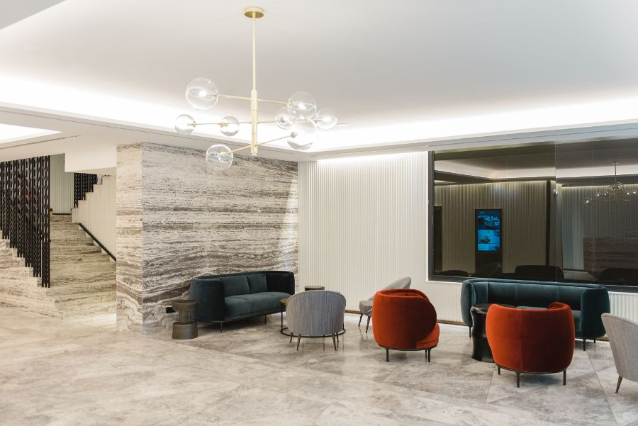 Gallery Hotel Barcelona – A Modern Renovated Décor by Martinez Ottero