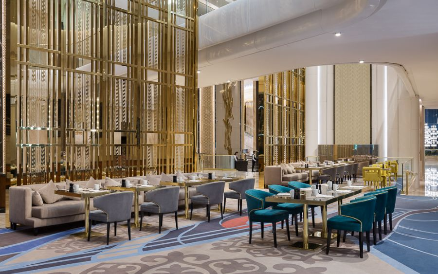 Hilton Hotel, The Mesmerising Hidden Gem in Astana, Kazakhstan