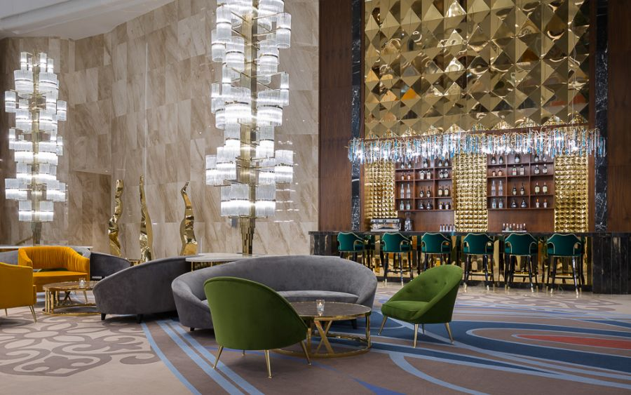 Hilton Hotel, The Mesmerising Hidden Gem in Astana, Kazakhstan