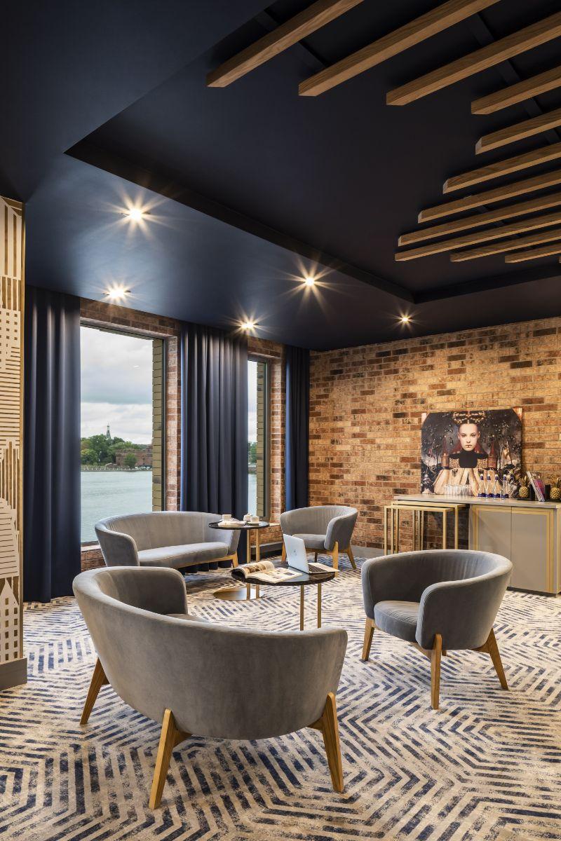 Hotel Mercure Kaliningrad - A Fairy Tale in Hotel Interior Designs