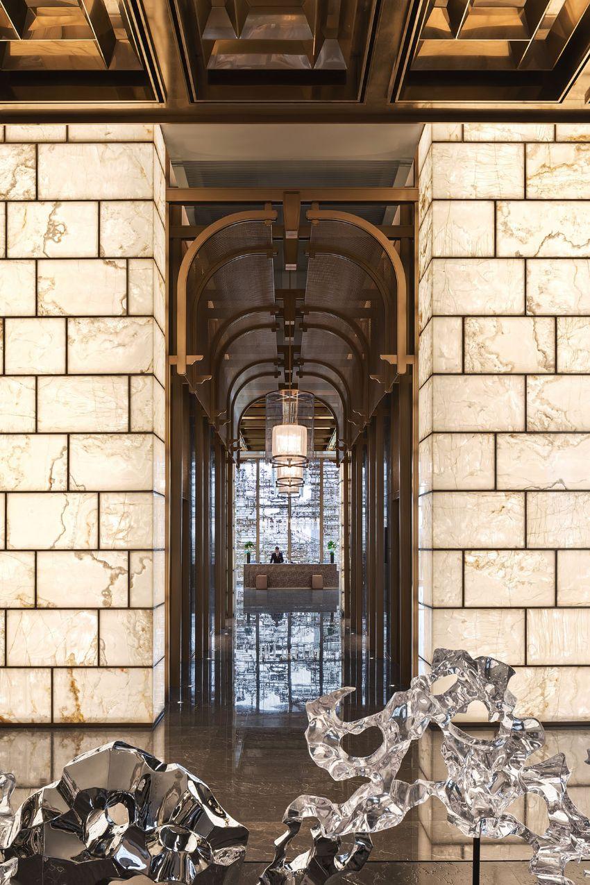 Kempinski Hotel Nanjing by Yang Bangsheng & Associates Group