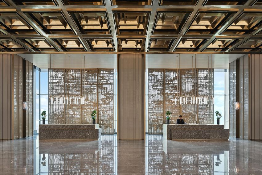 Kempinski Hotel Nanjing by Yang Bangsheng & Associates Group