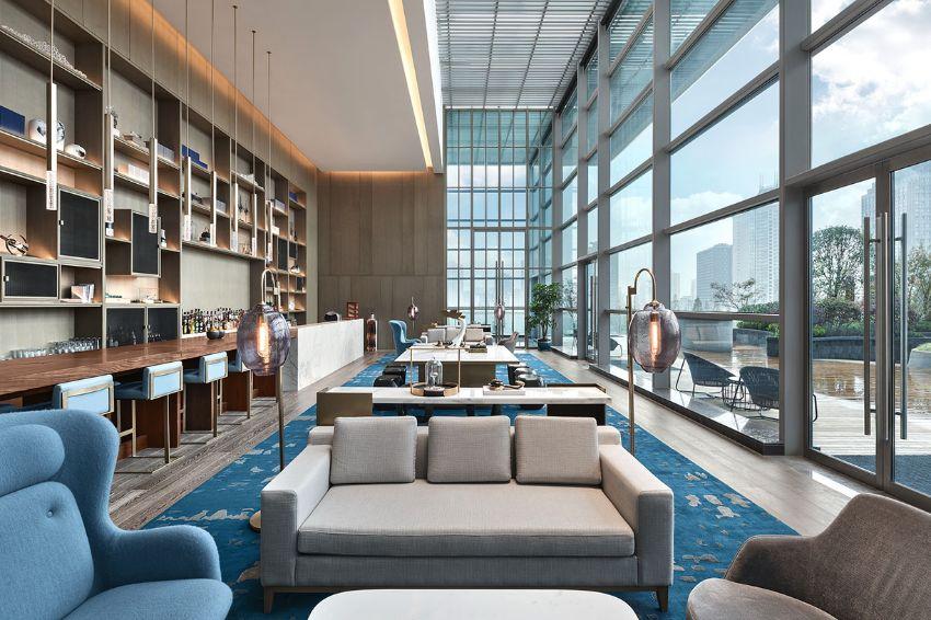 Kempinksi Hotel Nanjing by Yang Bangsheng & Associates Group