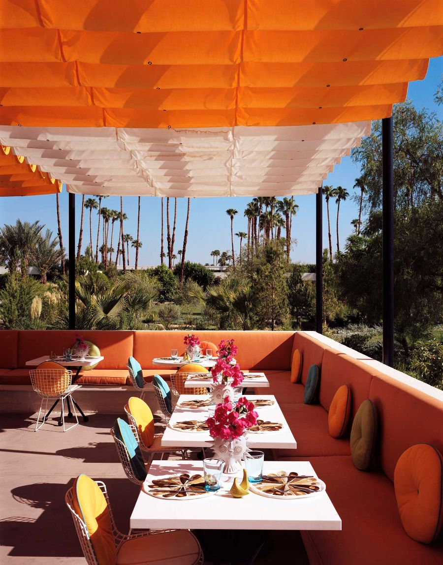 Parker Palm Springs, One of the Most Luxurious and Exclusive Hotels