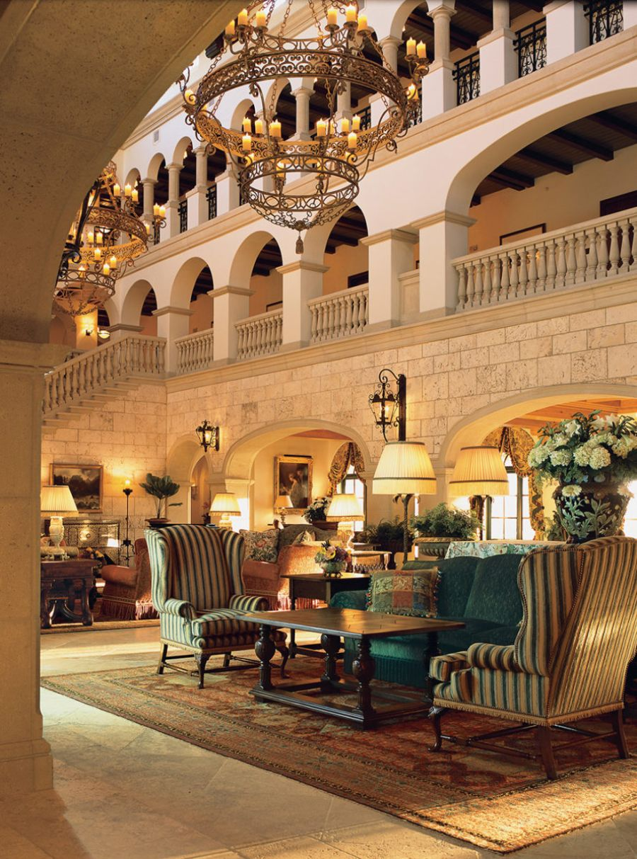 20 Breathtaking Hotel Lobbies From Around the World