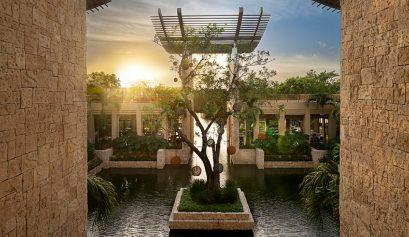 20 Breathtaking Hotel Lobbies From Around the World