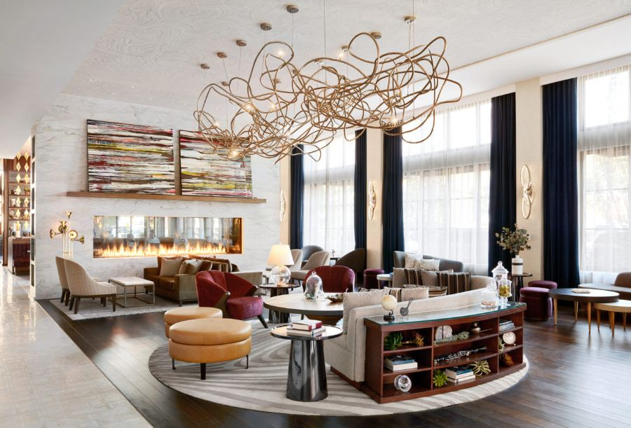 Hospitality Designs from New York - Inspirations from Across the World