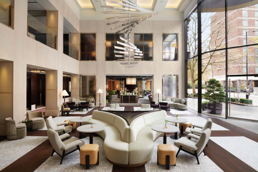 Hospitality Designs From London - Inspirations from Across the World