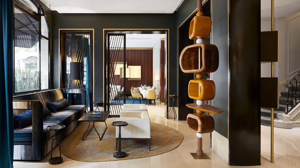 Hotel Montalembert, Paris - A Boutique Hotel Wonder