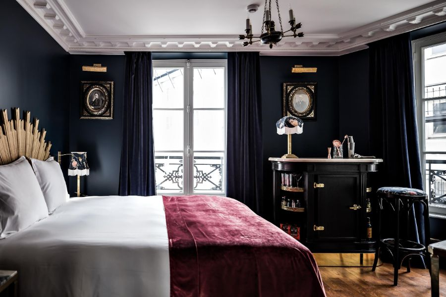Hotel Providence Paris, A Modern Contemporary Gorgeous Boutique Hotel