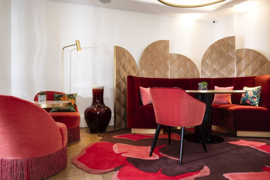 Hotel Victor Hugo Paris, The Harmony of Art Deco with Modern Design