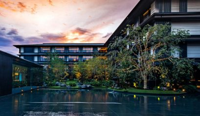 The Mitsui Kyoto Hotel, Embracing Japan's Beauty