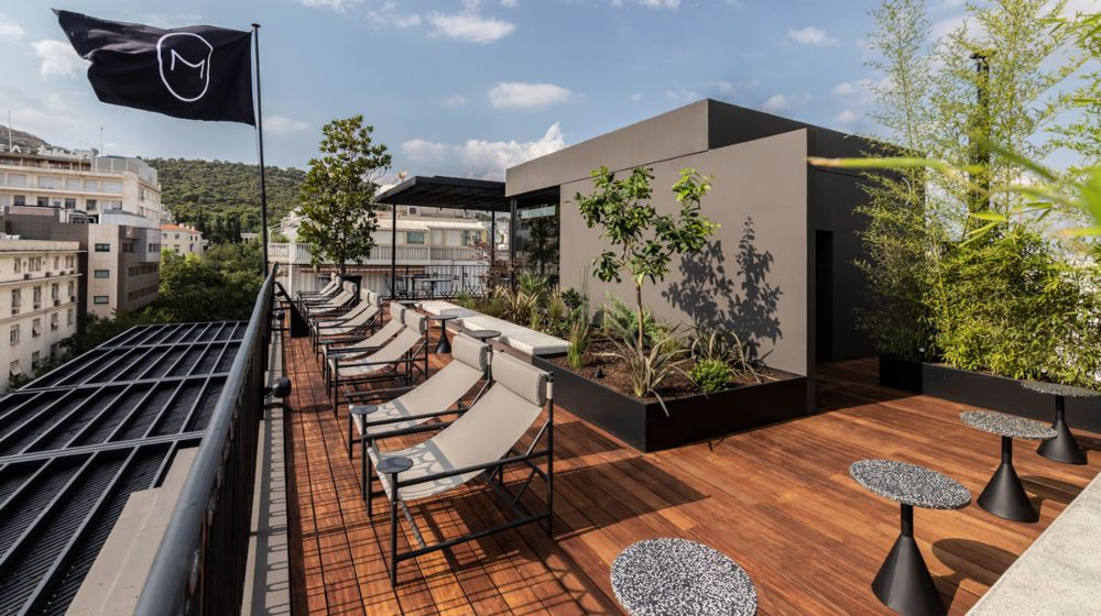 The Modernist Hotel, A Boutique Gem in the Heart of Athens
