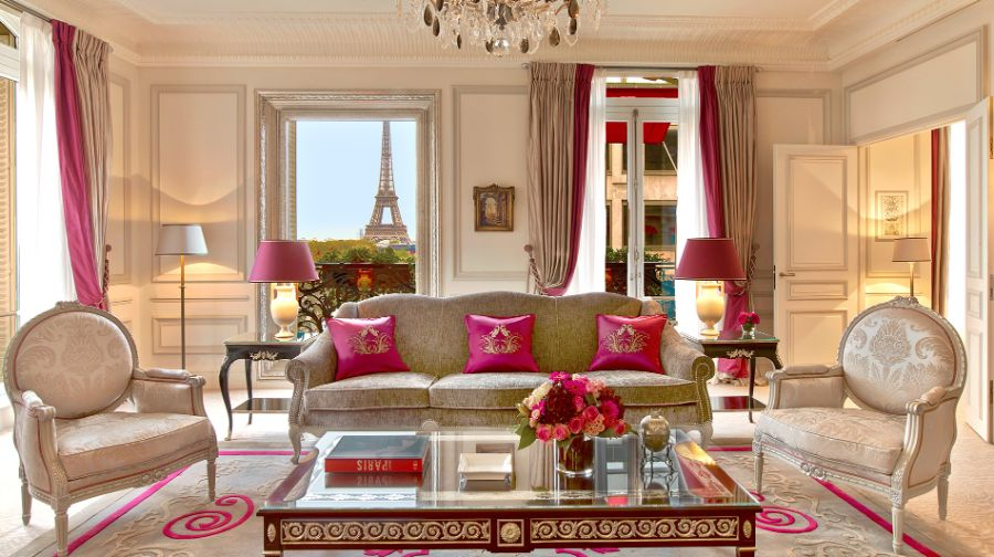The Top 10 Luxury Boutique Hotels in Paris