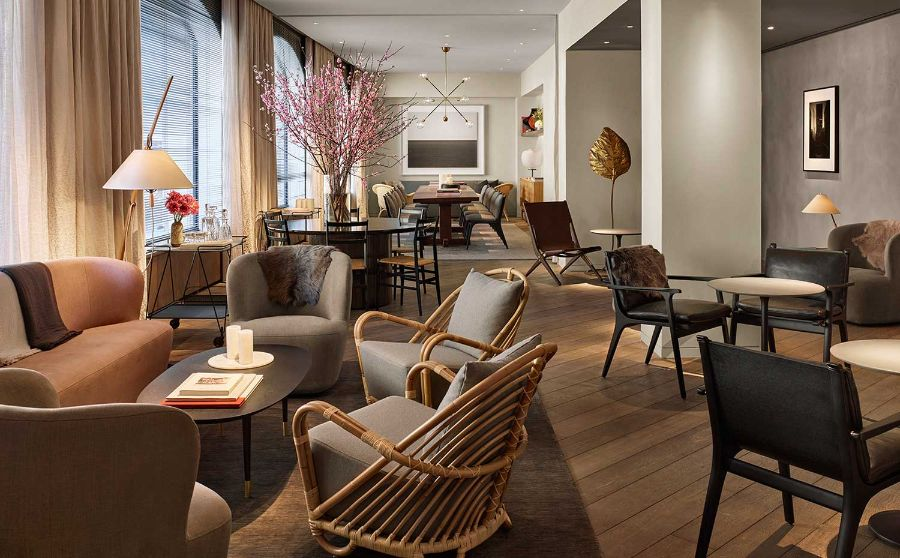 11 Howard Hotel, Bringing Scandinavian Design to the Heart of New York