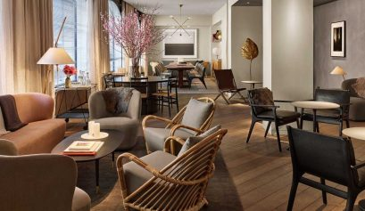 11 Howard Hotel, Bringing Scandinavian Design to the Heart of New York