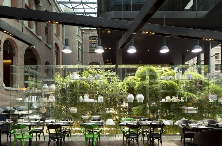Conservatorium Hotel - Striking and Extravagant Design from Amsterdam