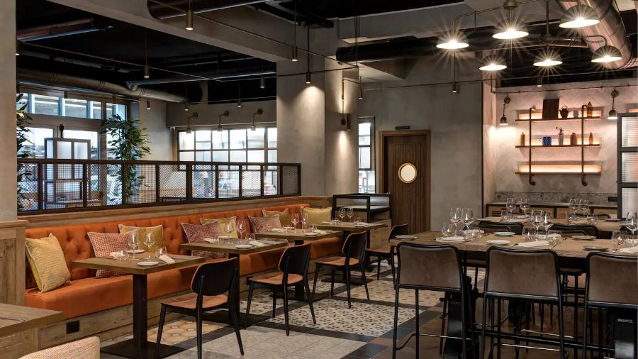DoubleTree by Hilton Rome Monti: Biophilic Design at its Best