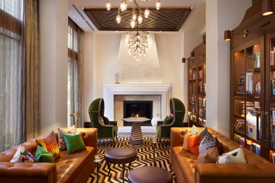 Hospitality Designs from Chicago - Inspirations from Around the World