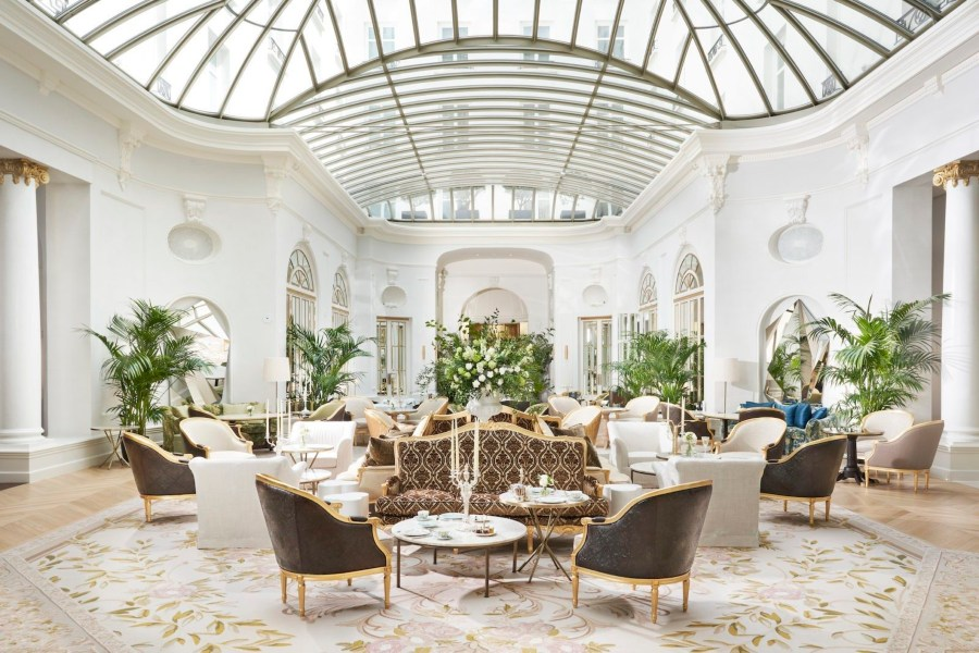 Hospitality Designs from Paris – Inspirations from Across the World