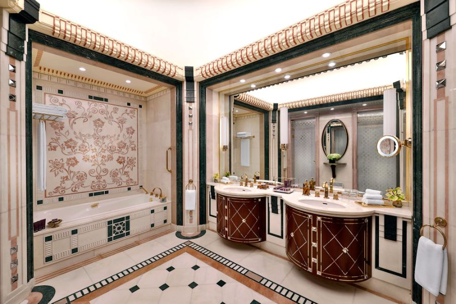 Hospitality Designs from Saudi Arabia: Hotels Taken from Arabian Nights