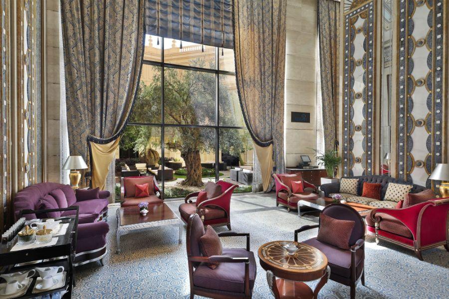 Hospitality Designs from Saudi Arabia: Hotels Taken from Arabian Nights