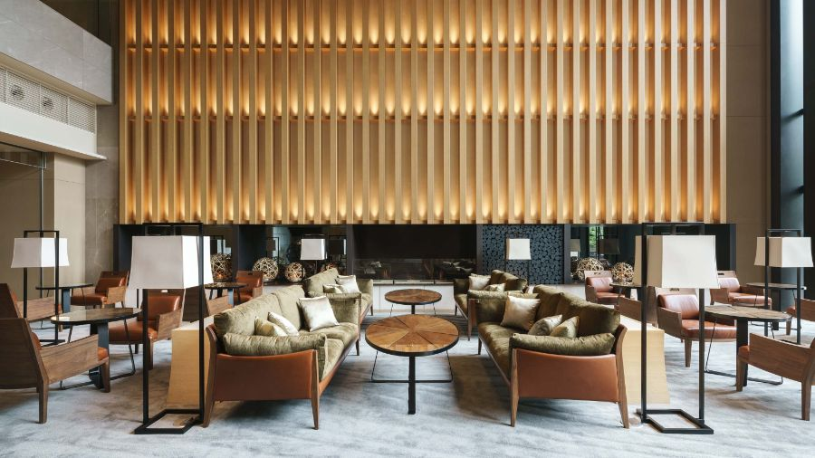 Hospitality Designs from Shanghai - Inspirations from Across the World