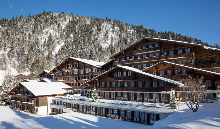 Huus Gstaad Hotel - Classic and Glorious Swiss-Alp Hospitality Design