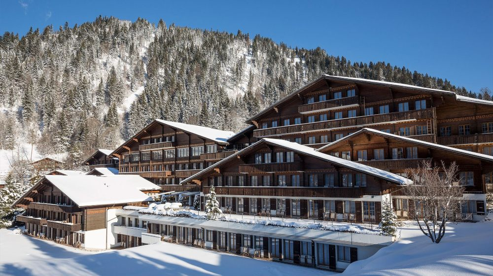 Huus Gstaad Hotel: Classic and Glorious Swiss-Alp Hospitality Design