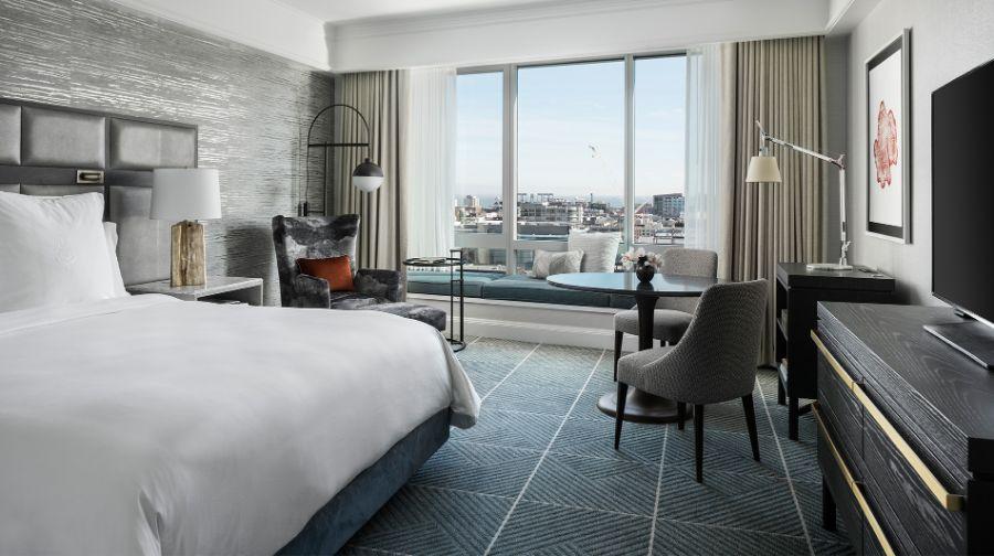 Mesmerising Hotel Interior Designs from 7 Hotels in San Francisco