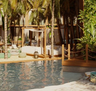 Nativo Hotel - The Rustic Boutique Hotel opening May 1st in Ibiza
